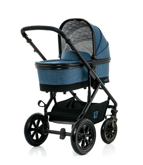 hartan wanne moon kombikinderwagen nuova mit alu wanne 2017 blue