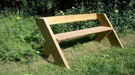 simple garden bench plans wood stools with backs