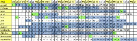 Kalender 2018 Schulferien Deutschland 2018 Schulferien Deutschland Ferienkalender Alle Deutsche