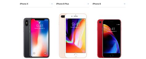 the basic differences between iphone 8 8 plus and iphone x techengage