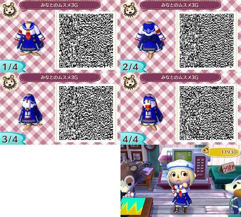 design clothes animal crossing animal crossing new leaf monster hunter qr code acnl