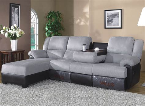 sectionals with recliners and chaise reclining sofa sectional with chaise sectional couches