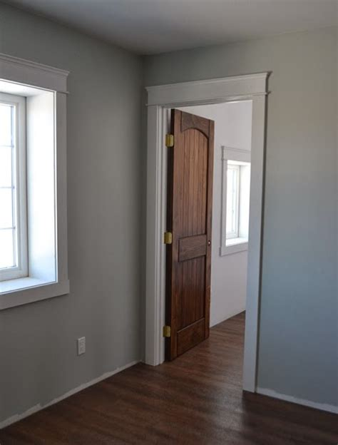 modern molding and trim modern casing and headers ana white woodworking projects