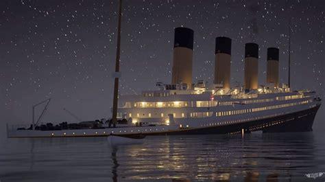 imagenes historicas del titanic una animaci 243 n recrea c 243 mo fue el hundimiento del titanic
