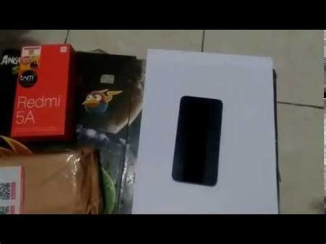 cara pasang tempered glass softcase xiaomi redmi 5a