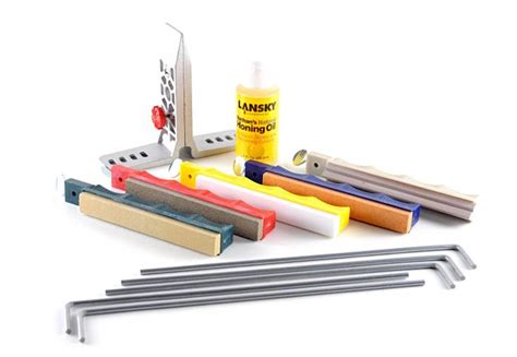 lansky professional 4 knife sharpening kit