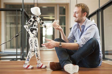 robot da casa poppy il robot da costruire in casa oleodinamica