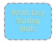 100 day snack sorting mat 1000 images about homeschool 100 days of school ideas on
