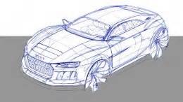quattro sketchbook design sketch gallery audi sport quattro concept