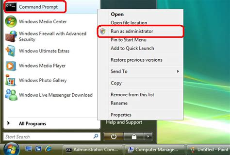 reset admin password on vista good solutions to reset windows vista admin password