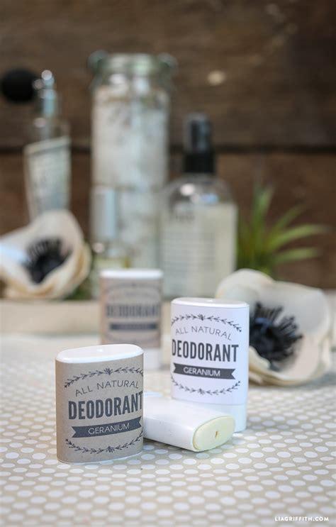 Handmade Deodorant - scentz aka bath products all