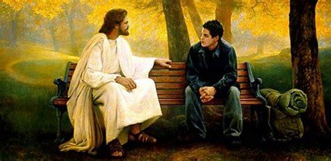 Imagenes De Jesus Hablando Con Un Joven | lecturas del s 193 bado xxv el t ordinario 27 de septiembre