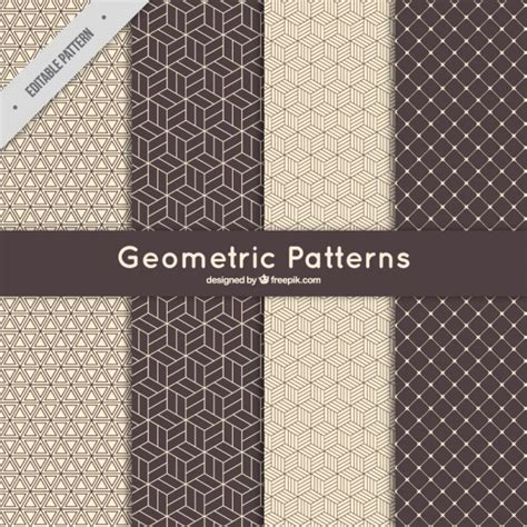 geometric pattern free download geometric pattern collection vector free download