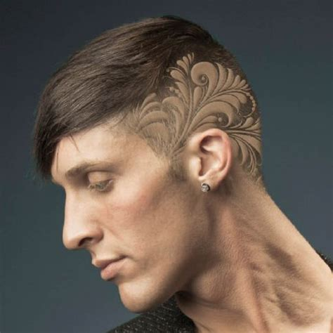 hairline tattoo hair designs for hair tattoos 5 hair tattoos