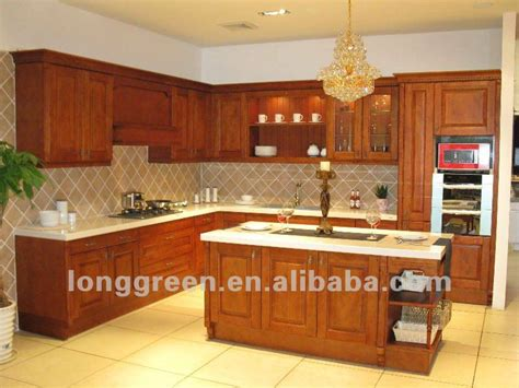 alibaba kitchen cabinets red maple glazed wood kitchen cabinets