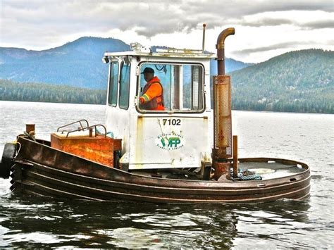 old tug boats for sale australia these little tugs are common up here in the pacific