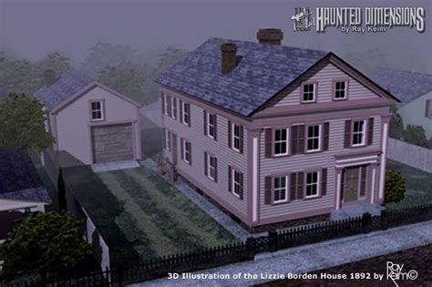 the lizzie borden house haunted dimensions lizzie borden house ray keim