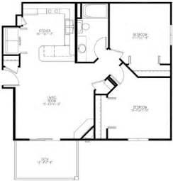 2 bedroom apartment over garage plans