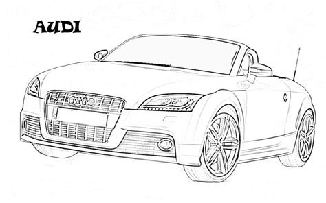 exotic car coloring pages coloring pages