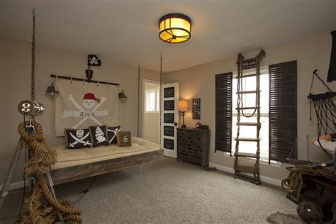 pirate themed room pirate themed room eclectic boy s room bia parade of homes