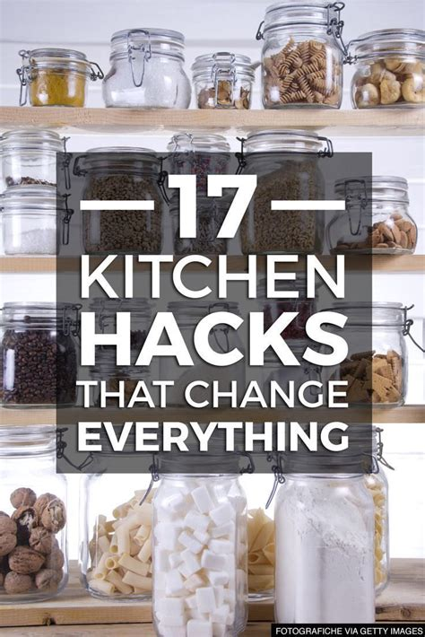 kitchen hacks 17 kitchen hacks that change everything veryhom
