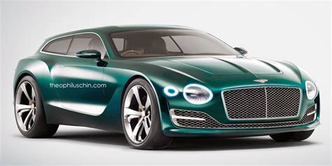 bentley exp 10 build it now bentley exp 10 shooting brake