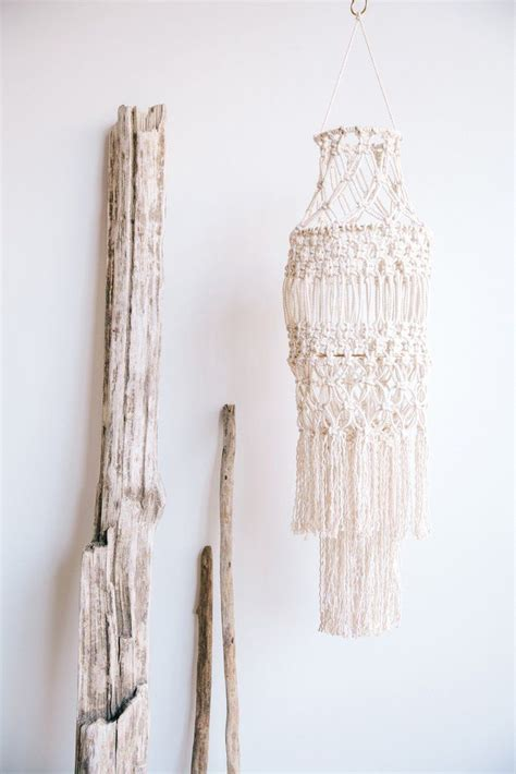 Modern Macrame - 17 best images about macrame ls on