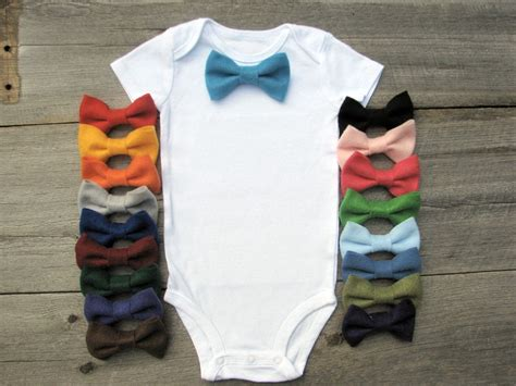 diy baby onesie with a bow tie card template easter baby boy clothes bow tie onesie by thewishingelephant