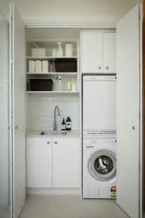 Kitchen Laundry Ideas 40 small laundry room ideas and designs renoguide