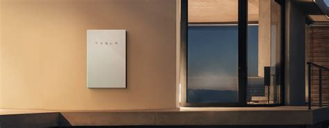powerwall the tesla home battery