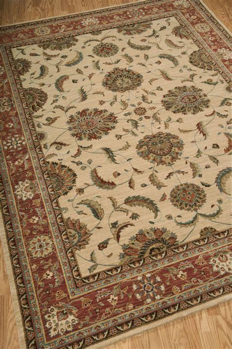 Noristan Rugs by Living Treasures Li04 Ivory Rug By Nourison