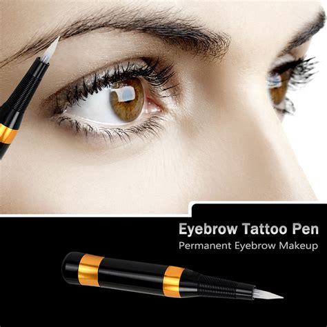 professional eyebrow tattoo pen kit permanent makeup permanent makeup machine professional eyebrow tattoo pen