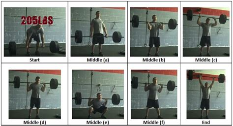 barbell complex workout of the day for wednesday august 13th barbell