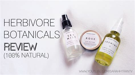 Review Mojo Cosmetics 4 by Review Herbivore Botanicals 100