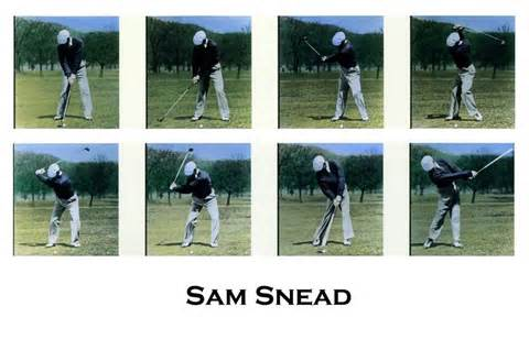 sam snead golf swing sequence sam snead golf swing sequence photo 8 swings great ebay