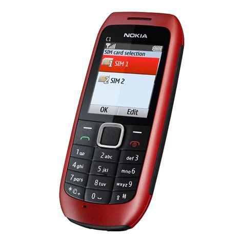 Handphone Nokia C1 daftar hp nokia murah harga di bawah 300 ribu info akurat
