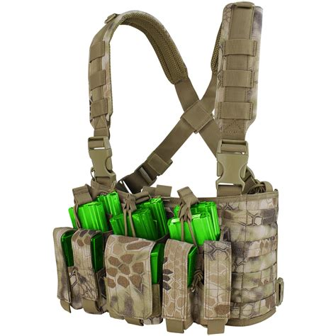 Chest Rug by Condor Tactical Recon Chest Rig Modular Magazine Carrier