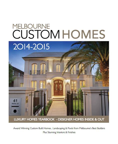 luxury home design magazine luxury home design magazine australia home design