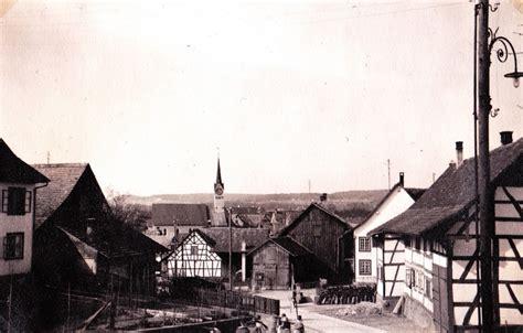 Alte Len by Marthalen Schaffhausen Foto Archiv