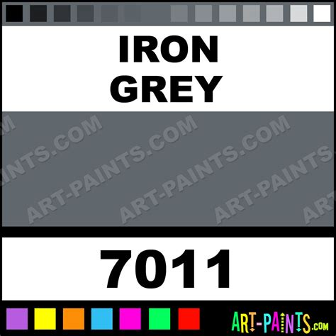 iron grey glossy acrylic airbrush spray paints 7011 iron grey paint iron grey color