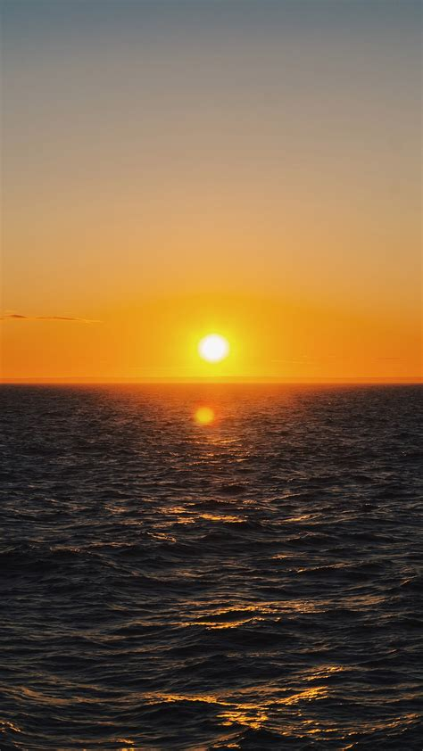 nt sunrise sea nature wallpaper