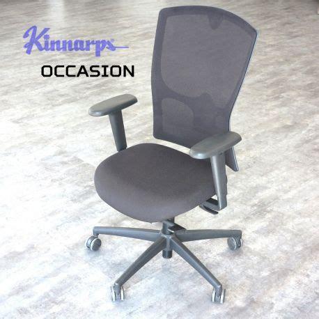 fauteuil bureau occasion fauteuil kinnarps mento