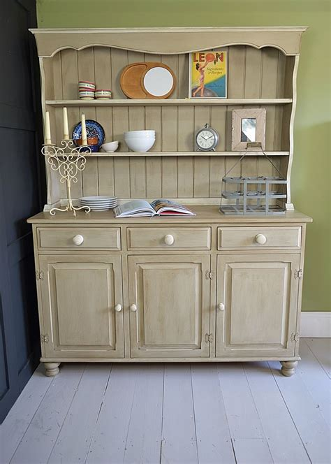 painting a welsh dresser with chalk paint old fashioned welsh dresser bestdressers 2017