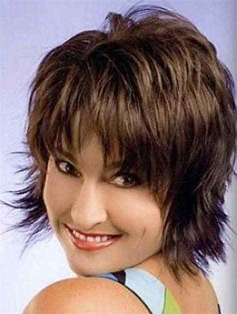 top hair styles for women layered styles that flip 2018 popular short shaggy layered haircut