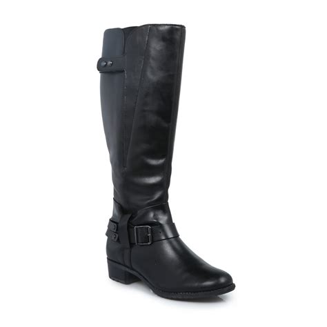 hush puppies chamber womens black boots size 3 8 ebay