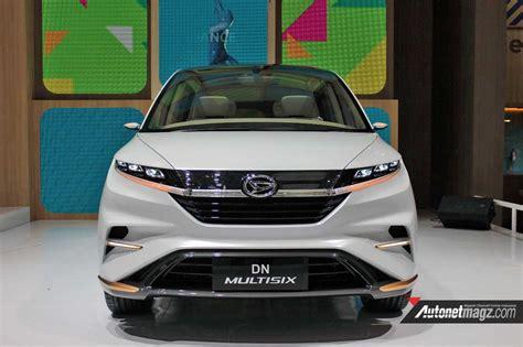 Sokbreker Depan Mobil Xenia Daihatsu Dn Multisix Konsep Giias 2017 Depan