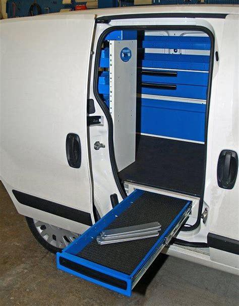 cassettiere per furgoni furgone officina da syncro system
