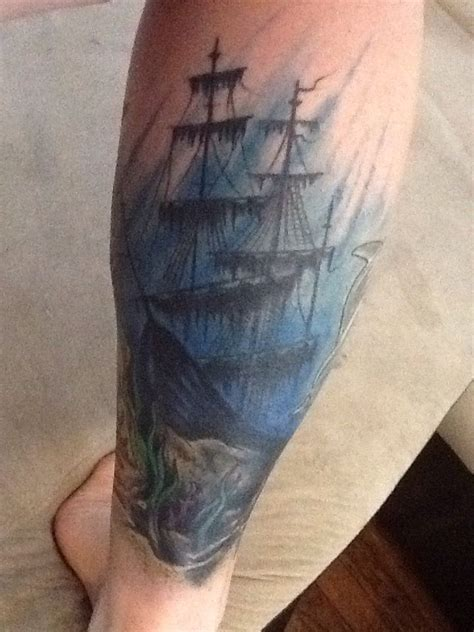 sunken ship tattoo designs 55 best images about ideas on on back