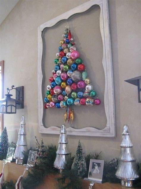 pinterest christmas made out of tulldecorating ideas un 225 rbol navide 241 o con esferas navidad tu revista navide 241 a