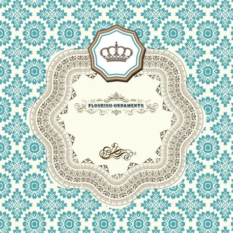 design ornaments flourish ornaments design vector free